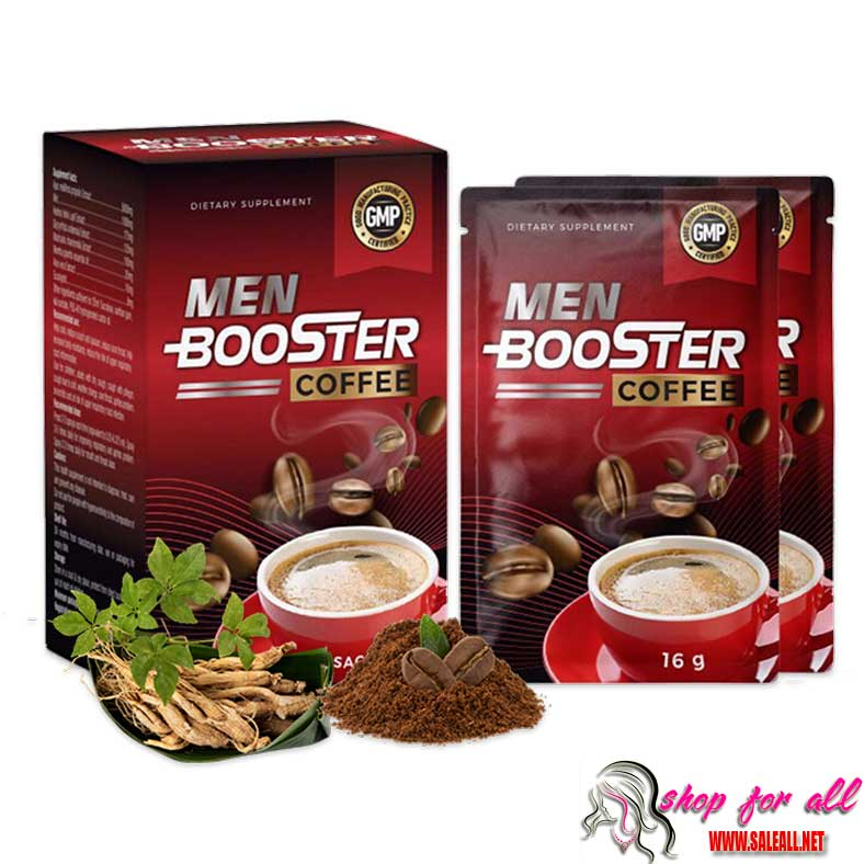 Men Booster Coffee